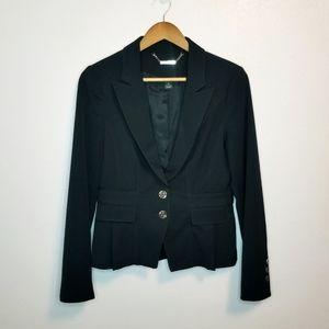 White House Black Market black blazer jacket